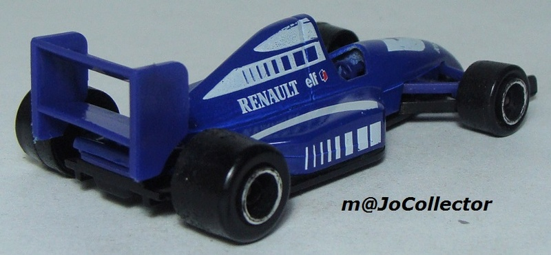 N°213 WILLIAMS-RENAULT FW14B 1992 FORMULE 1 213_5_13