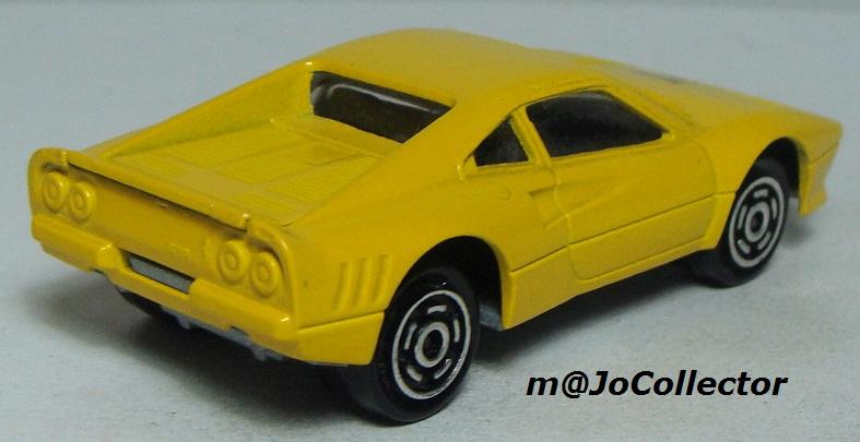 N°215S/216S FERRARI 288 GTO 215s-215