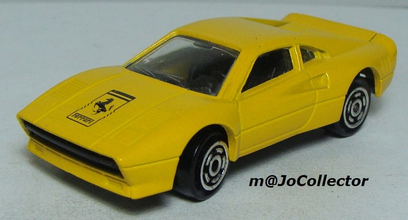 N°215S/216S FERRARI 288 GTO 215s-216