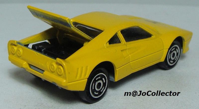 N°215S/216S FERRARI 288 GTO 215s-217