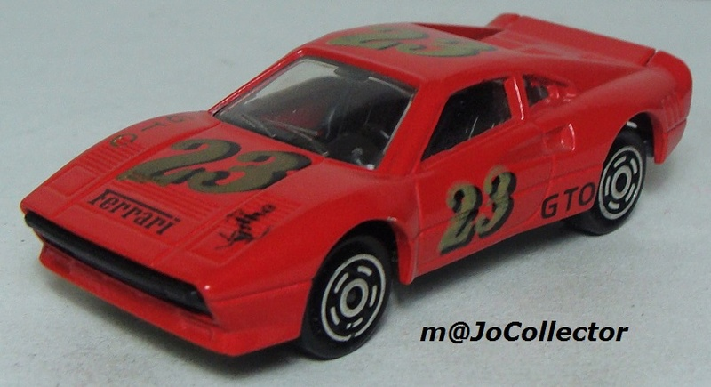 N°215S/216S FERRARI 288 GTO 215s-218