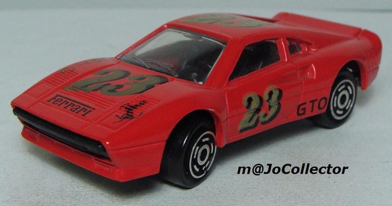 N°215S/216S FERRARI 288 GTO 215s-219