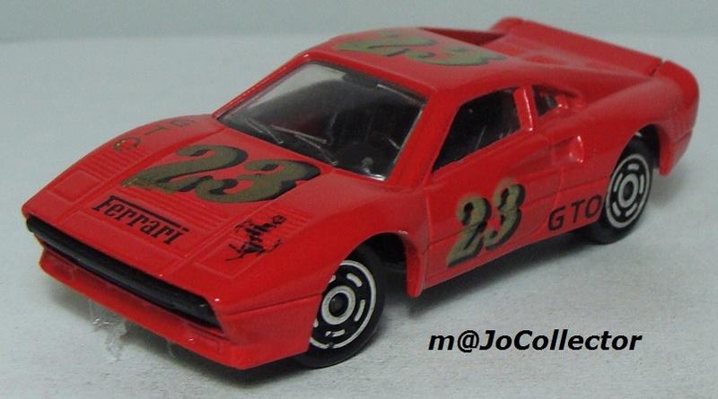 N°215S/216S FERRARI 288 GTO 215s-220