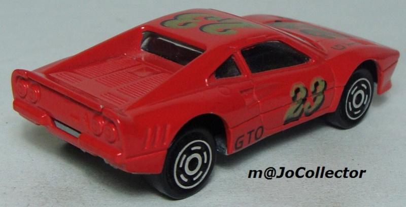 N°215S/216S FERRARI 288 GTO 215s-221