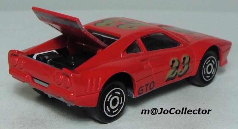 N°215S/216S FERRARI 288 GTO 215s-222
