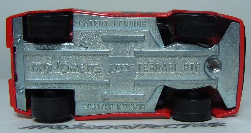N°215S/216S FERRARI 288 GTO 215s-223