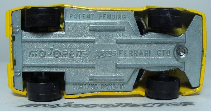 N°215S/216S FERRARI 288 GTO 215s-224