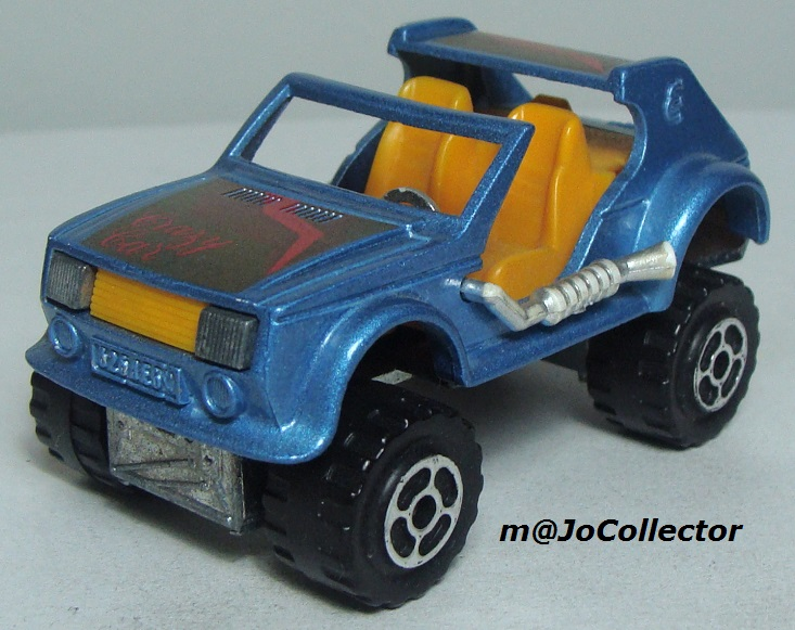 N°223 Crazy Car 223_3-10