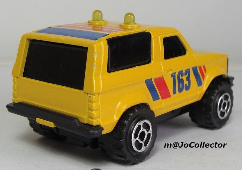 N°2308 Ford Bronco II Rallye. 2302-211