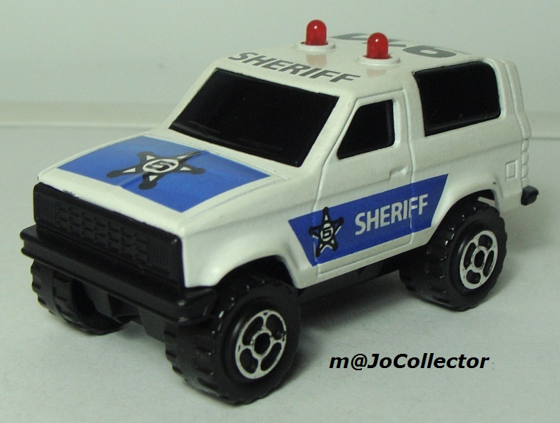 N°2302 FORD BRONCO SHERIFF 2302-212