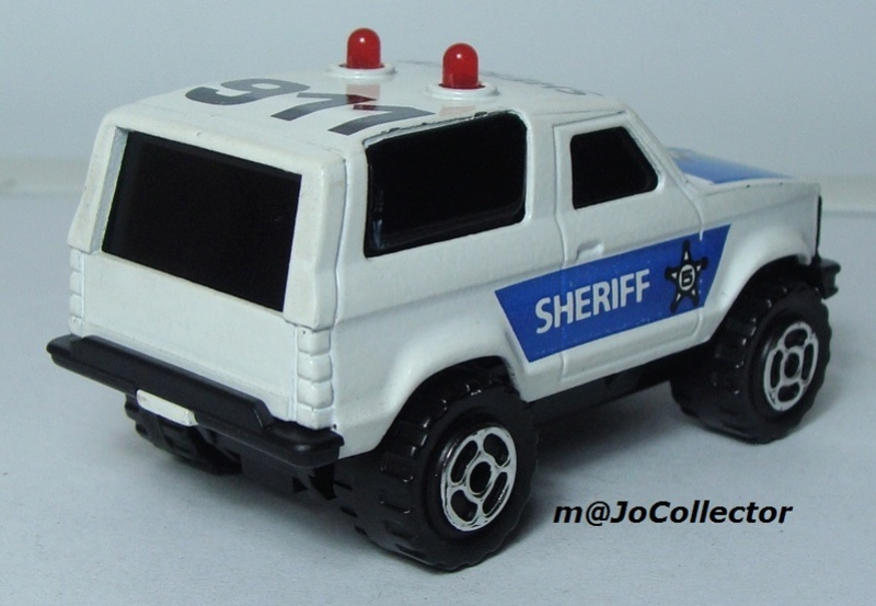 N°2302 FORD BRONCO SHERIFF 2302-213