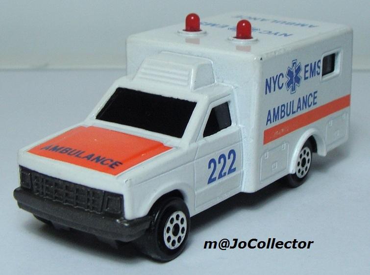 N°2312 ambulance 2312-210