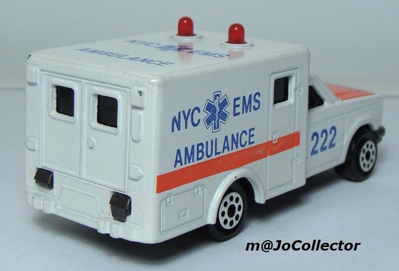 N°2312 ambulance 2312-211
