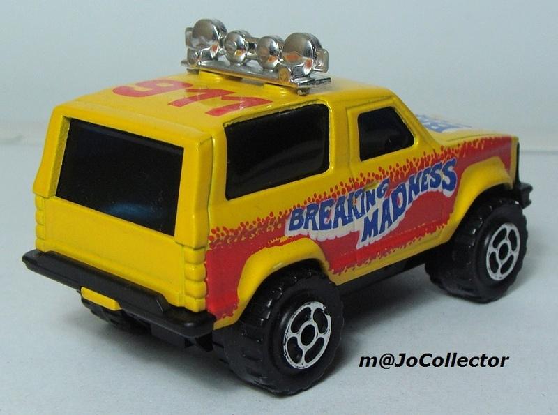 N°2323 ford bronco cascadeur 2323_f11