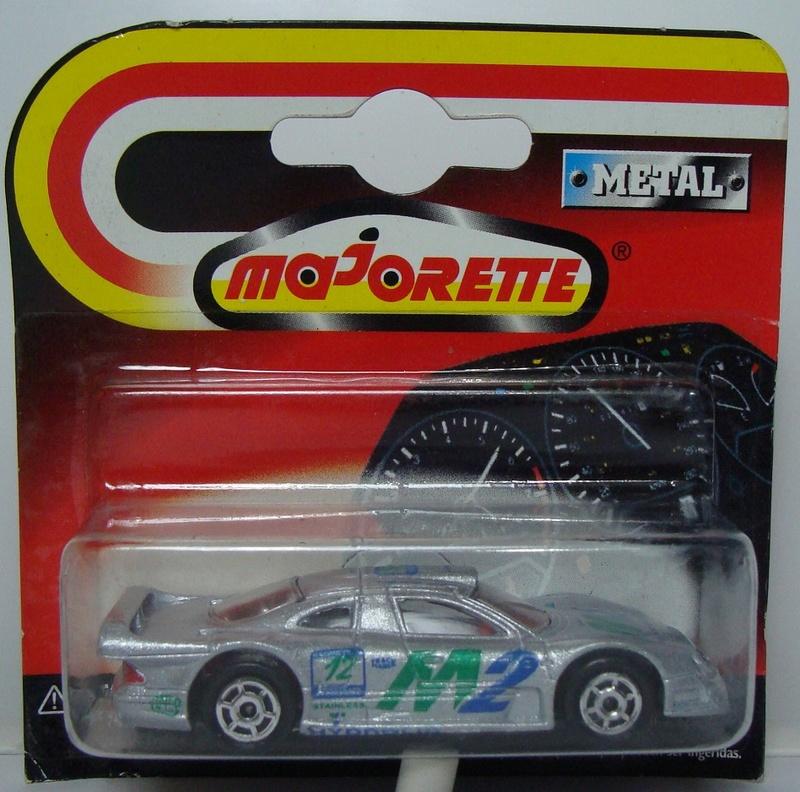 N°232 MERCEDES-BENZ CLK GTR 232_5a15