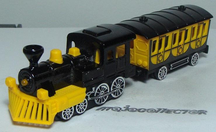 N°2341 locomotive western + wagon 2341_w10