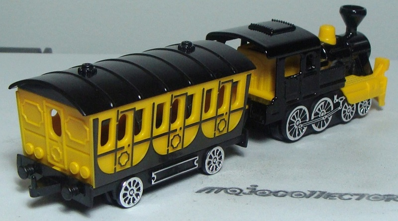 N°2341 locomotive western + wagon 2341_w11