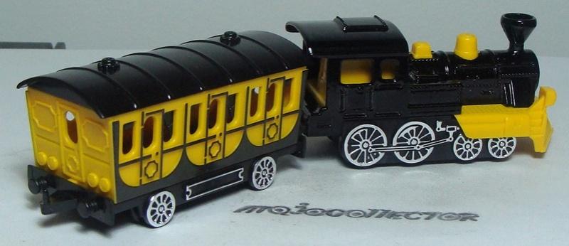 N°2341 locomotive western + wagon 2341_w12