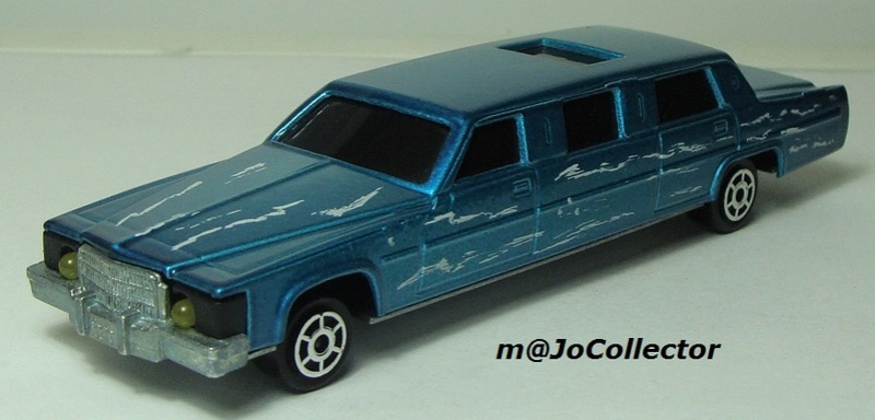 N°2343 CADILLAC FLEETWOOD LIMOUSINE GANGSTERS 2343_c10