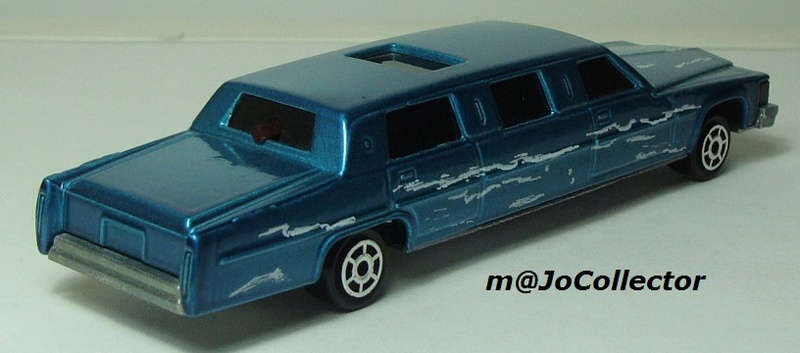 N°2343 CADILLAC FLEETWOOD LIMOUSINE GANGSTERS 2343_c11