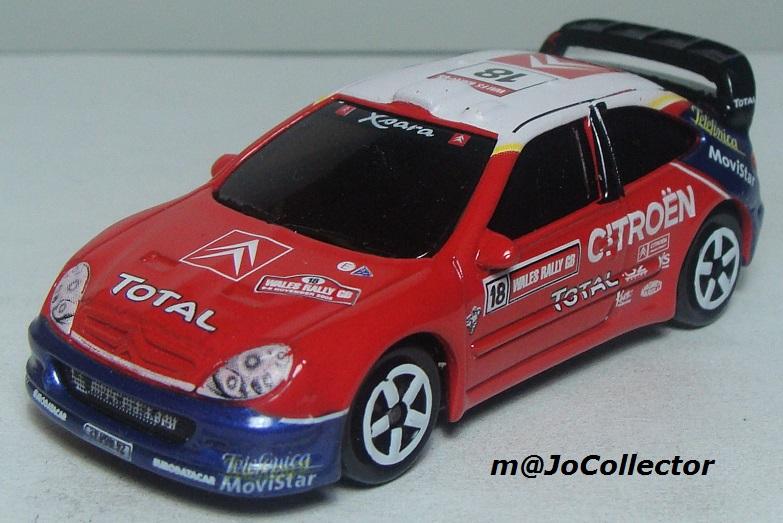 N°254E CITROËN XSARA WRC 254_3e16