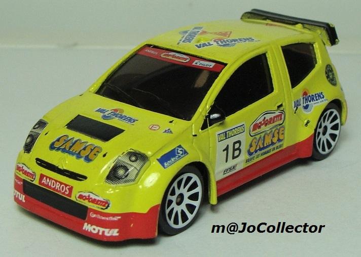 N°254G CITROEN C2 WRC 254_3g12