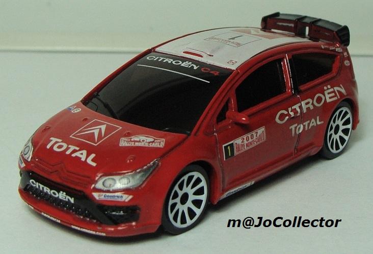N°254I CITROEN C4 WRC 254_3i12