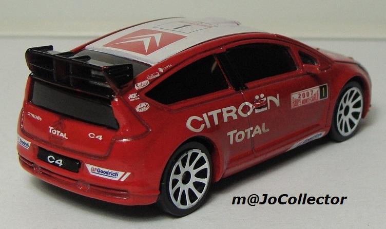 N°254I CITROEN C4 WRC 254_3i13