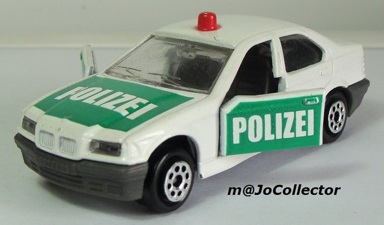N°257A BMW 325i E36 POLICE 257_3b13