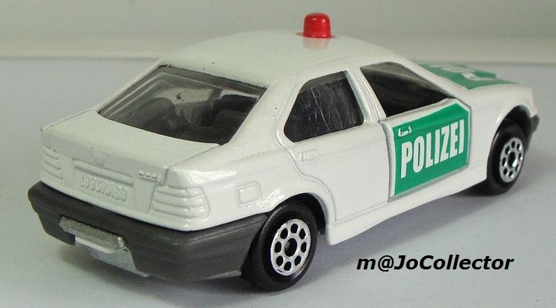 N°257A BMW 325i E36 POLICE 257_3b14