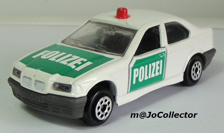 N°257A BMW 325i E36 POLICE 257_3b15