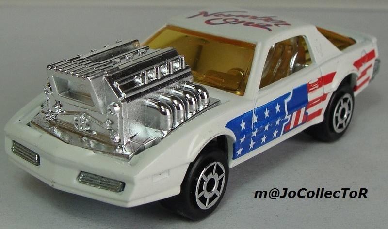 N°258 Pontiac Firebird Pro Stock 258_3_11