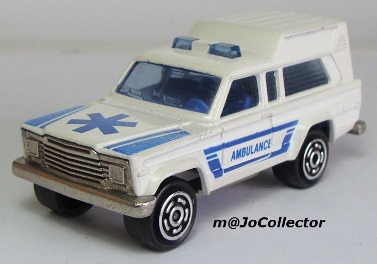 N°269 JEEP CHEROKEE AMBULANCE 269_1_12
