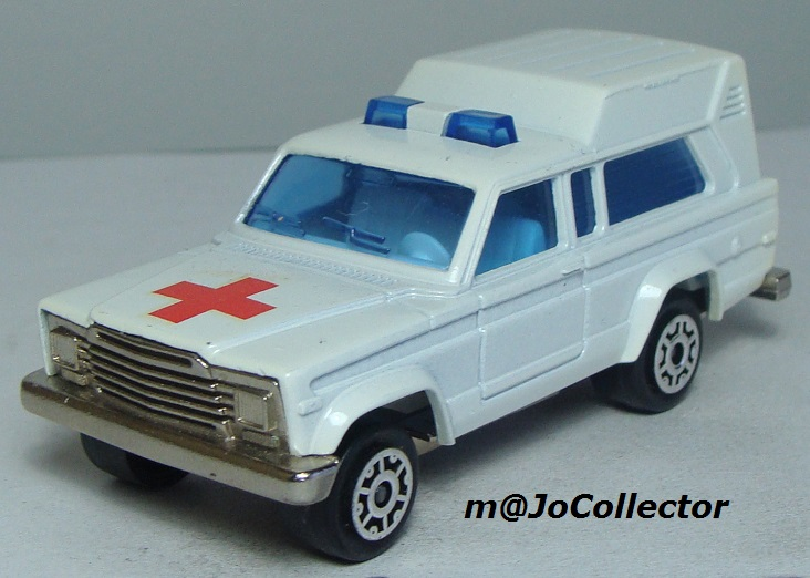 N°269 JEEP CHEROKEE AMBULANCE 269_1_14