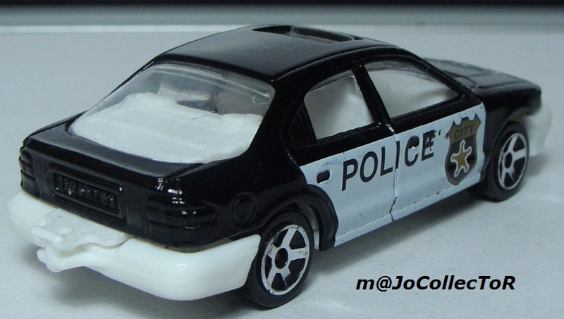 N°211 - 12 - Ford Mondéo 269_2_11
