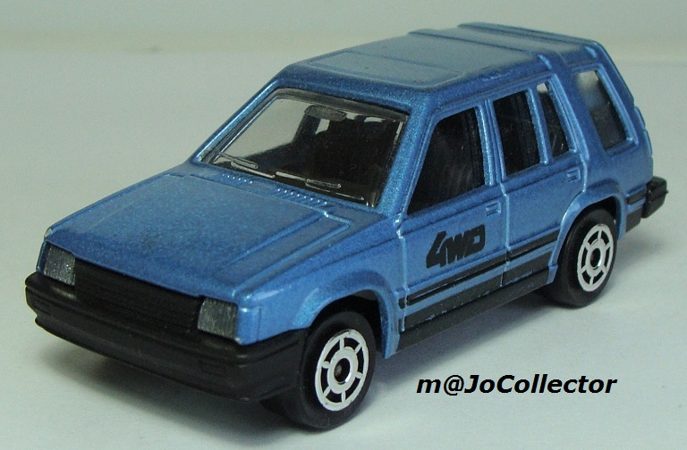 N°273 TOYOTA TERCEL 4WD 273_1_10
