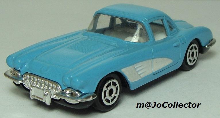 N°279 Chevrolet Corvette 1958 279_3_12