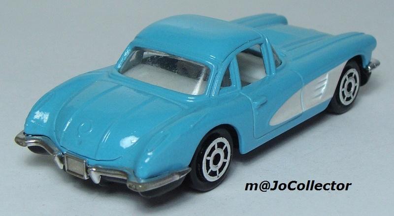 N°279 Chevrolet Corvette 1958 279_3_13