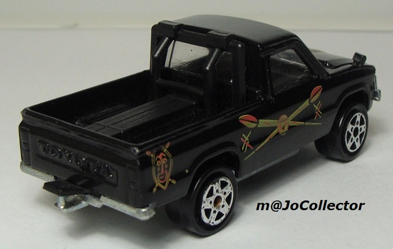 N°292 4x4 Toyota pick-up. 287_1-16