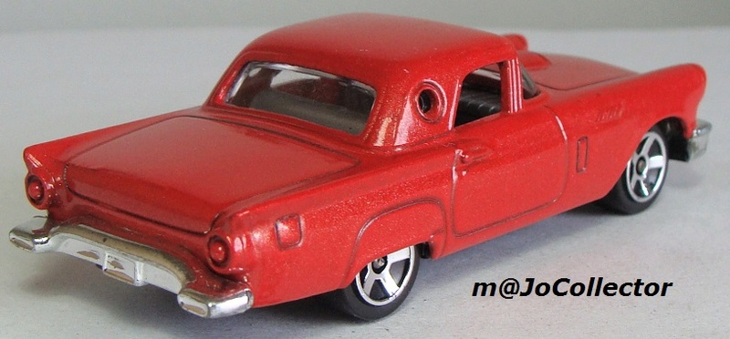 N°290 FORD THUNDERBIRD 1957 290_2_13