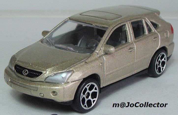 N°292F Lexus RX400H 292_2f11
