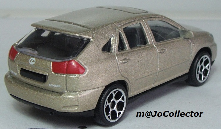 N°292F Lexus RX400H 292_2f13