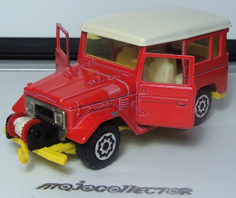 N°3014 toyota land cruiser avec cable + crochet    3014_t12