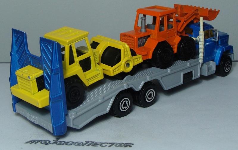 N°3032 GMC BRIGADIER TRANSPORT PLATEAU  3032_g11