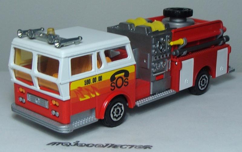 N°3033 1972`Ward La France Pompe Incendie 3033_w10