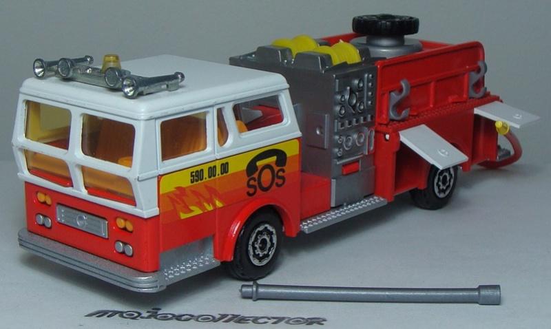 N°3033 1972`Ward La France Pompe Incendie 3033_w13