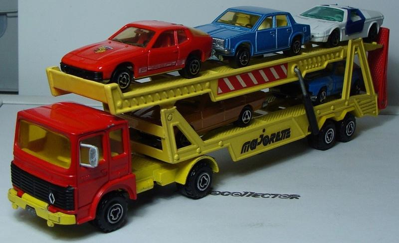 N°3090 Saviem PS30 Porte Autos 3061-311