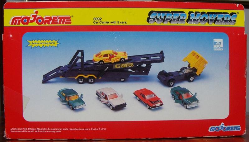 N°3092 Saviem PS30 Porte Autos 3061-313