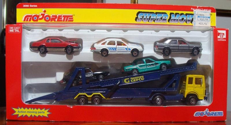 N°3092 Saviem PS30 Porte Autos 3061-314