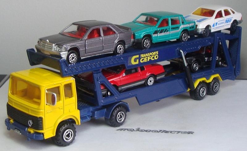 N°3092 Saviem PS30 Porte Autos 3061-316
